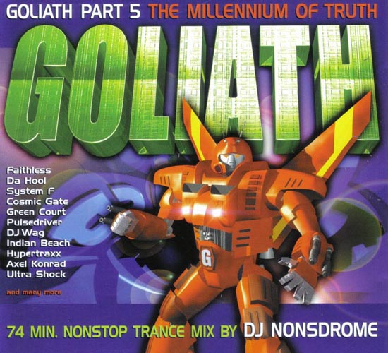 Cd Goliath Vol5